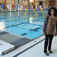 Carmel High School Indoor Olympic Swimming Pool