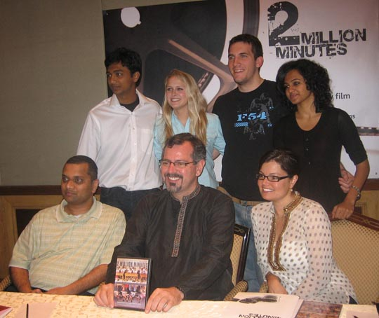 2MM India News Conference