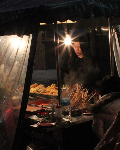 Busan street meals