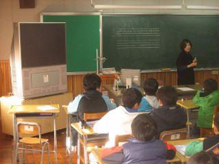 Elementary school technology