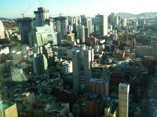 Busan by day