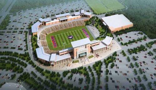 Allen High Stadium