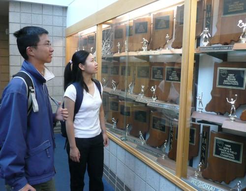 Carmel_trophy_case